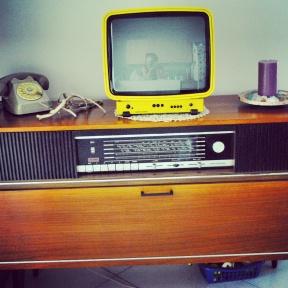 Mobile radio vintage - DOPO