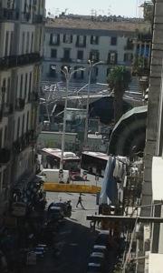 Scorcio Piazza Garibaldi - Napoli