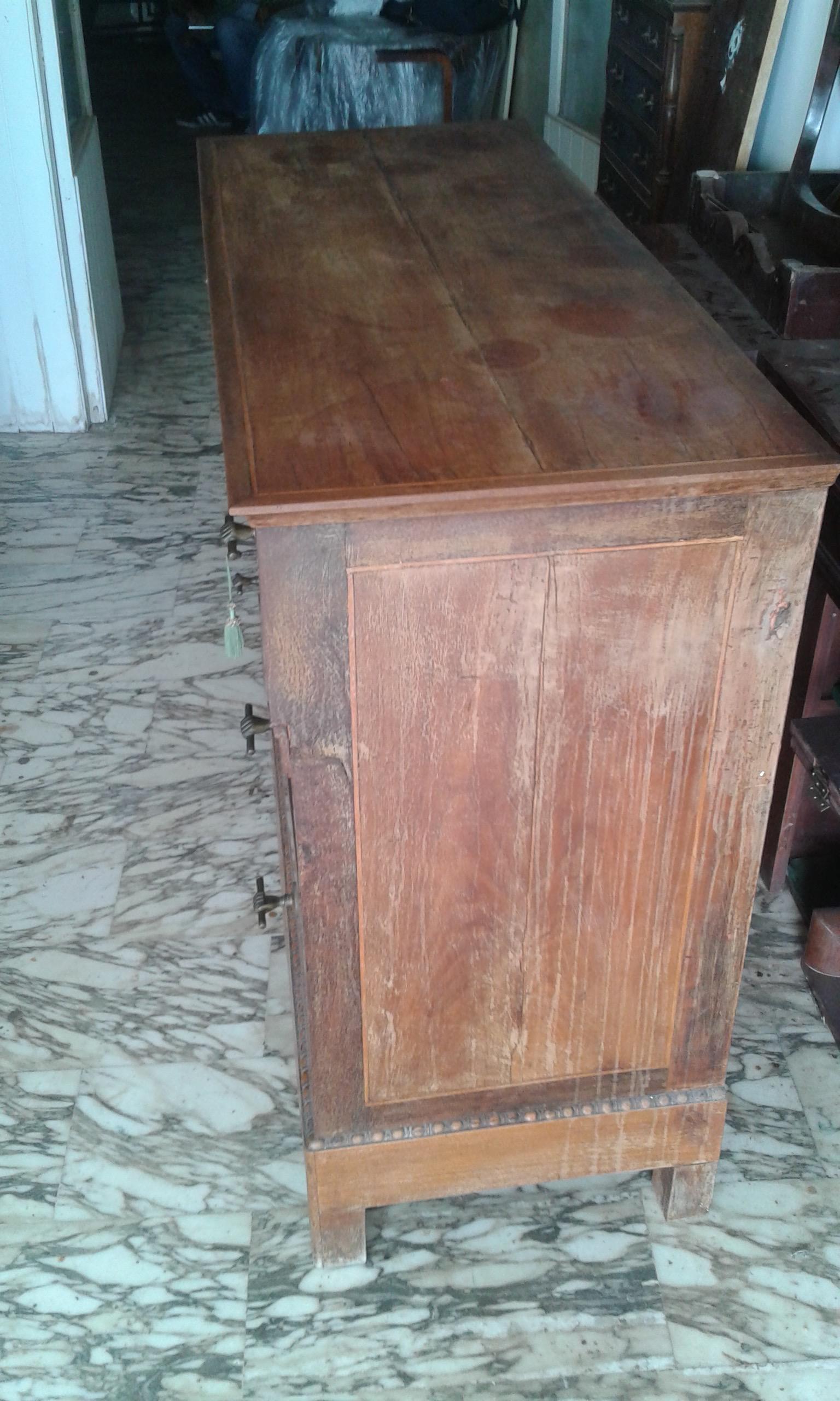 Restaurare un mobile good restaurare un mobile shabby with restaurare un mobile come - Restaurare un mobile in legno ...